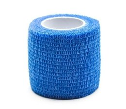 Blue grip cover tape