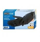 Nitrile gloves - black