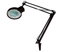 Tattoo light with 5dpi magnifying glass