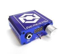 NEMESIS tattoo power supply - blue