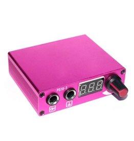 Mini power supply - pink