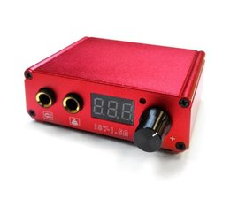 CAST power supply RED