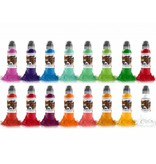WORLD FAMOUS INK Master Mike Asian Set 16 x 30ml