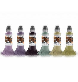 Maks Kornev's Zombie Color Set - 1oz - 6x30ml