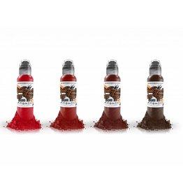 Maks Kornev's Blood Color Set - 1oz - 4x30ml