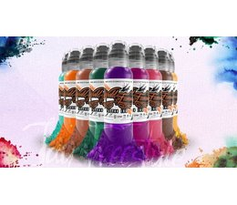 WORLD FAMOUS INK Jay Freestyle Watercolor Set