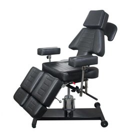 Professional hydraulic chair BLACK-CAT