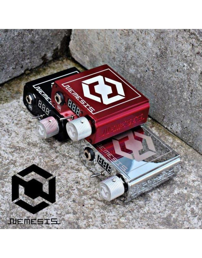 NEMESIS™ NEMESIS tattoo power supply - red
