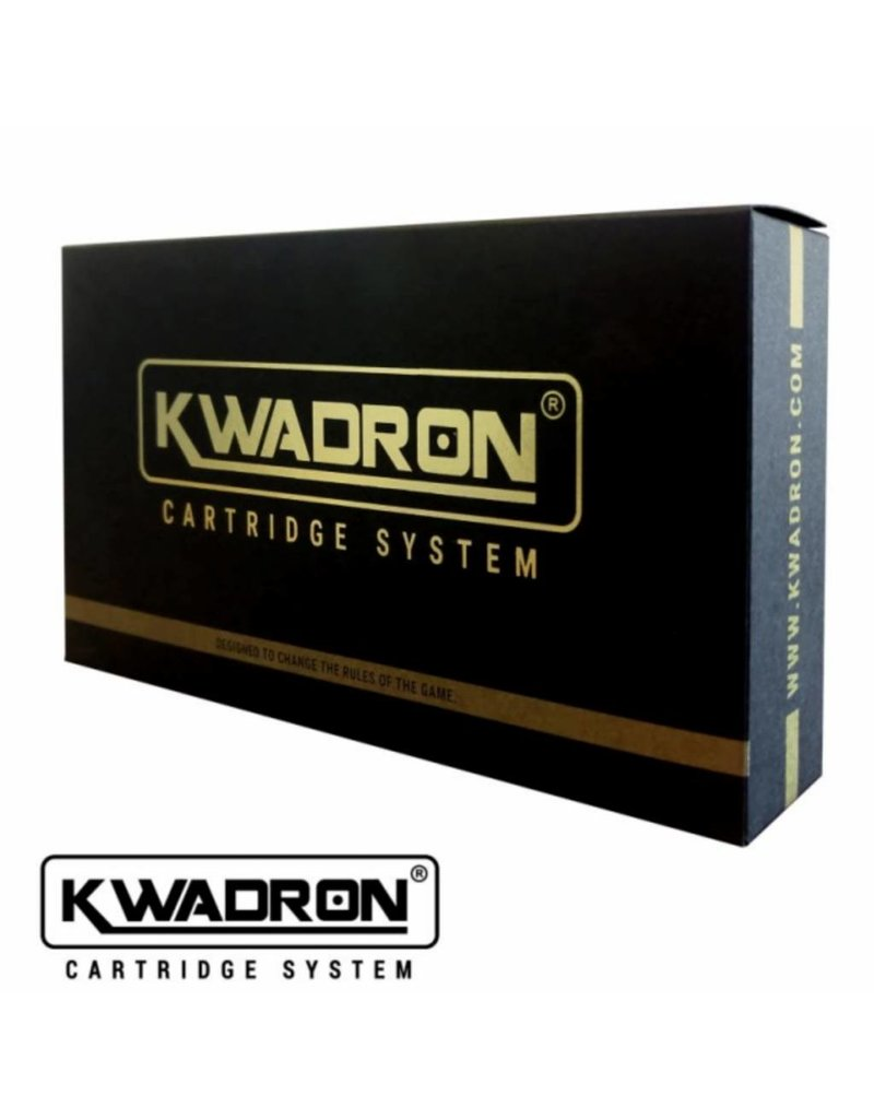 KWADRON® ® Cartridge System - 0.35mm RL - Round Liner