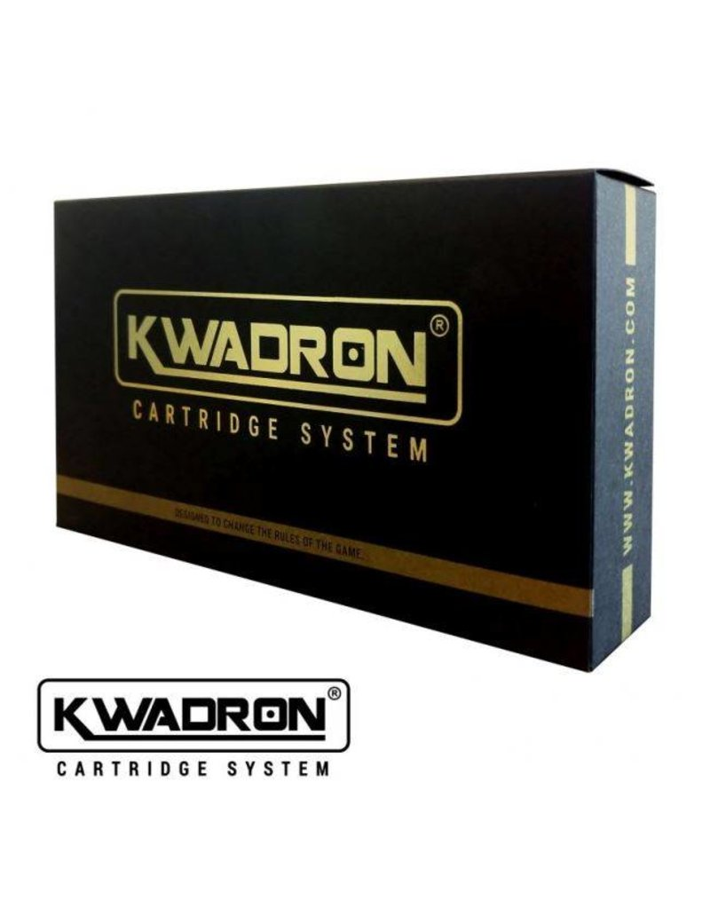KWADRON ® Cartridge System - 0.35mm RS - Round Shader