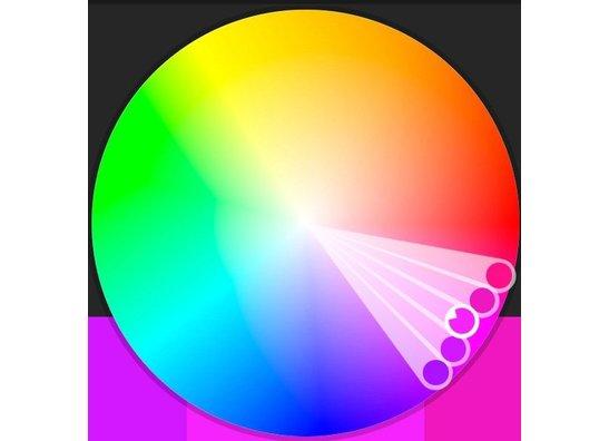 Violet  kleuren
