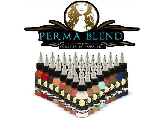 PERMA BLEND PERMANENT MAKE UP