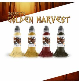 WORLD FAMOUS INK® Gorsky's Golden Harves Set - 1oz - 4x30ml