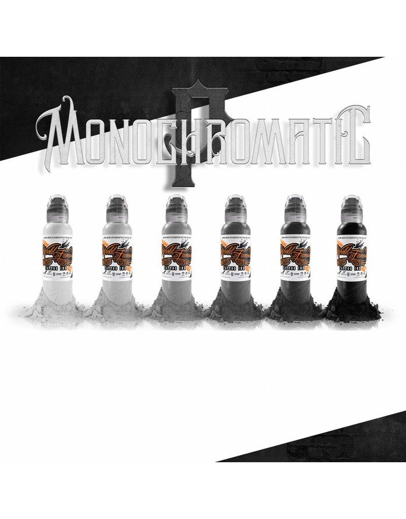 WORLD FAMOUS INK® Poch's Monochromatic Tone Color Set - 1oz - 6x30ml