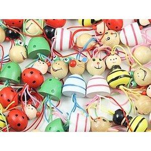 Grote gelukspoppetjes lieveheersbeestje