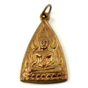 Boeddha amuletje in boog