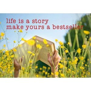 Kaart Life is a Story