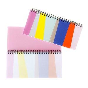 Notebook regenboog