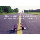 Kaart - Give a girl