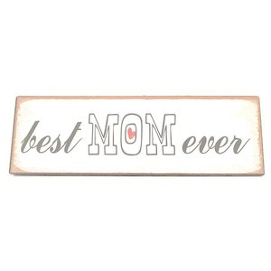 Magneet 'Best Mom ever'