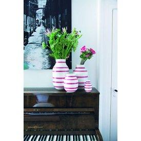 "Kähler Design Vase ""Omaggio"" Rose"