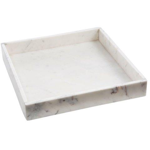Tablett Marmor von Madam Stoltz