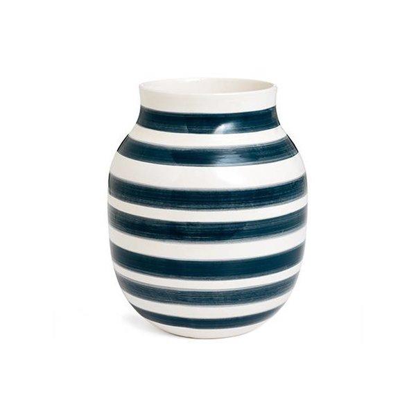 "Kähler Design Vase ""Omaggio"" Grau von Kähler Design"