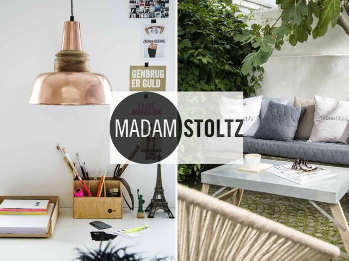 Madam Stoltz – home sweet home