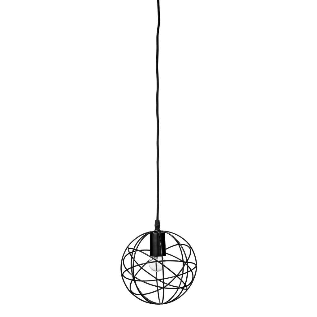 bloomingville pendelleuchte rund stilherz. Black Bedroom Furniture Sets. Home Design Ideas
