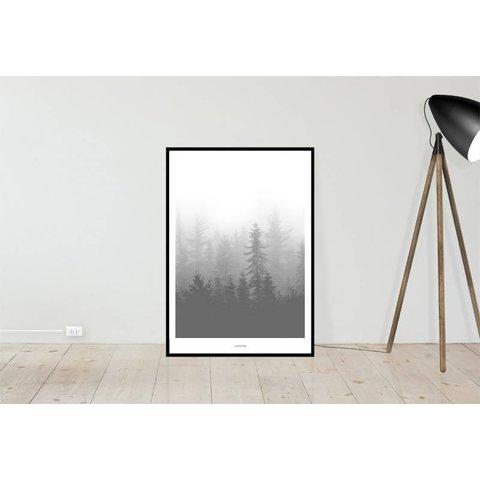 """Poster """"Landscape No. 5"""" von typealive"""