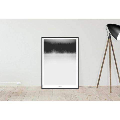 """Poster """"Landscape No. 8"""" von typealive"""