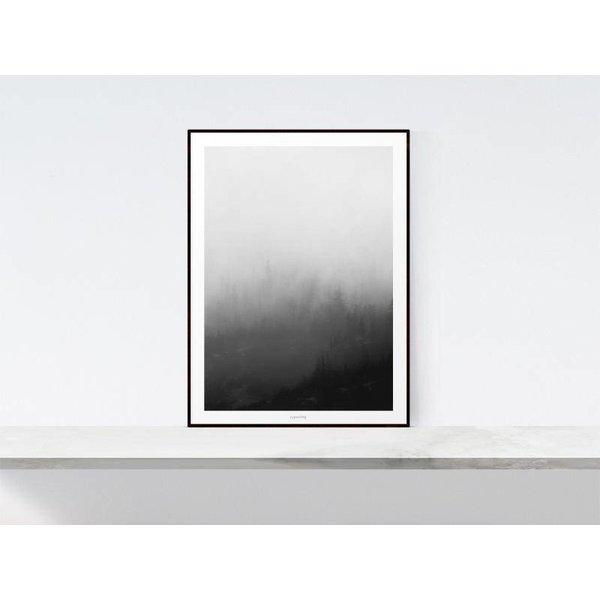 """typealive Poster """"Landscape No. 31"""" von typalive"""