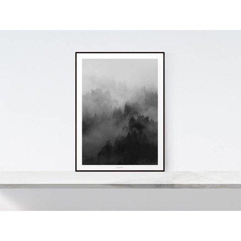 """Poster """"Landscape No. 32"""" von typealive"""
