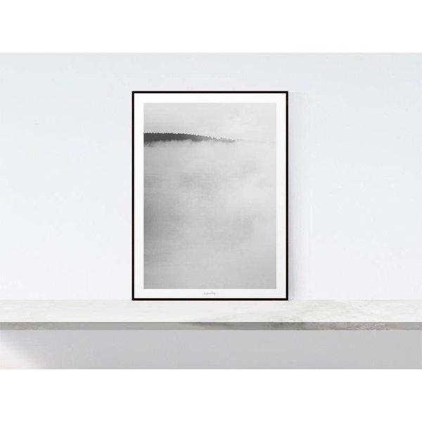 """typealive Poster """"Landscape No. 34"""" von typealive"""