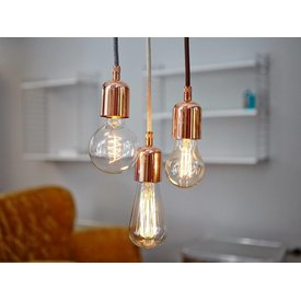 "Deparso Lampe ""Industrial Copper"""