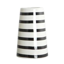 "House Doctor Vase ""Sailor Stripes"""