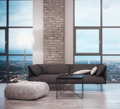 couchtische stilherz. Black Bedroom Furniture Sets. Home Design Ideas
