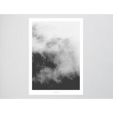 """Poster """"Landscape No. 14"""" von typealive"""