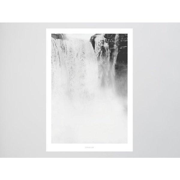 """typealive Poster """"Landscape No. 25"""" von typealive"""