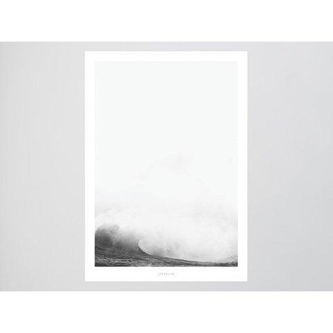 """Poster """"Landscape No. 27"""" von typealive"""
