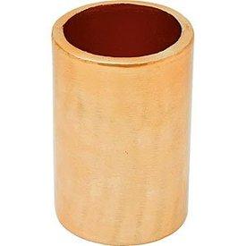Liv interior Vase mit Kupferfinish