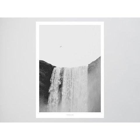 """Poster """"Landscape No. 43"""" von typealive"""