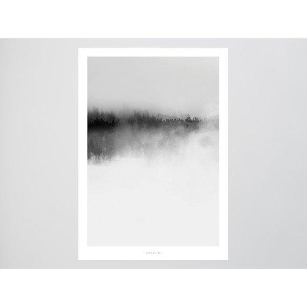 """typealive Poster """"Landscape No. 35"""" von typealive"""