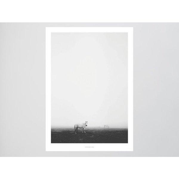 """typealive Poster """"Landscape No. 6"""" von typealive"""