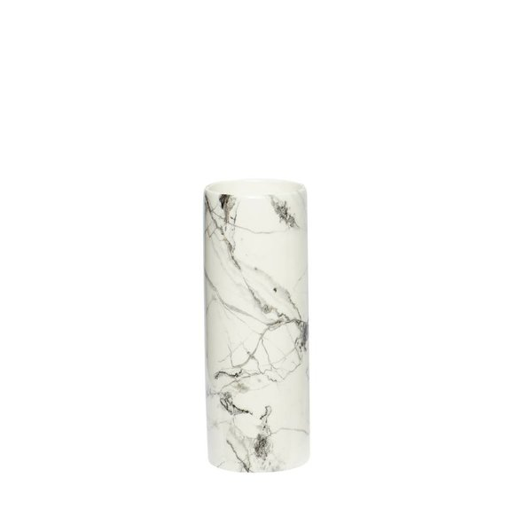Hübsch Interior Vase Marmormuster von Hübsch Interior