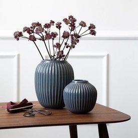 "Kähler Design Vase ""Hammershoi"" Anthracite"
