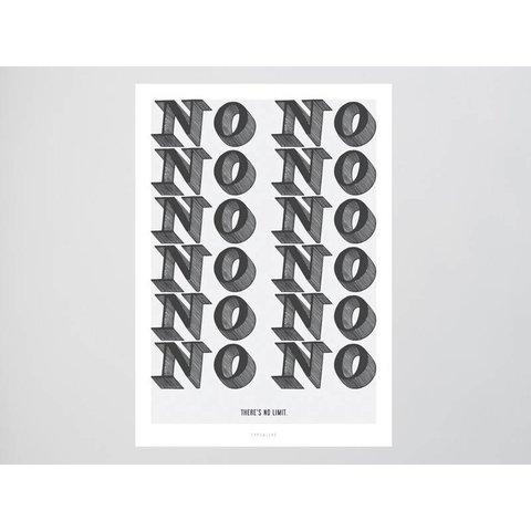 """Postkarte """"No Limit"""""""