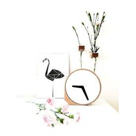 "Puik Art Uhr ""Clork Natur"""