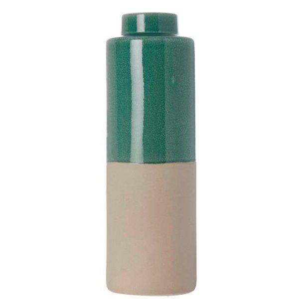 """vtwonen Vase """"Two Colours"""" Petrol von vtwonen"""