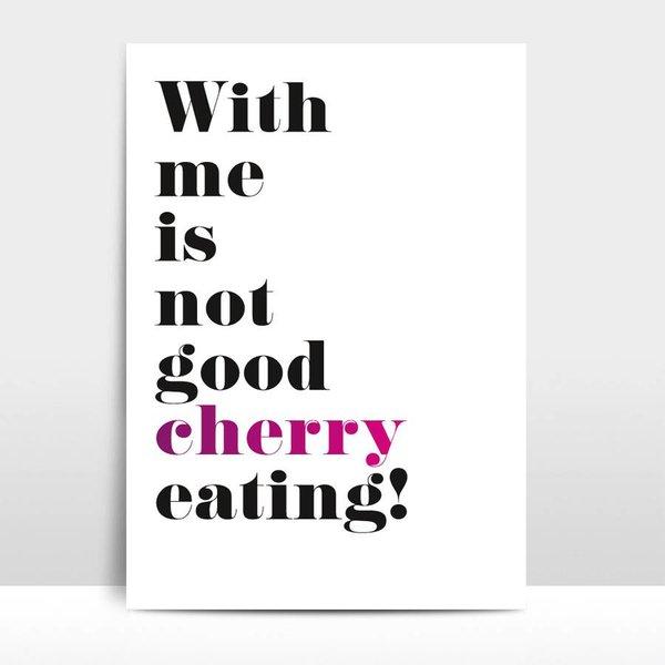 "Amy&Kurt Bild ""Cherry"" von Amy&Kurt"